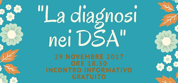 La diagnosi nei DSA